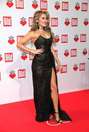 Sylvie Meis - Ein Herz für Kinder (A Heart for Children) Gala in Berlin
