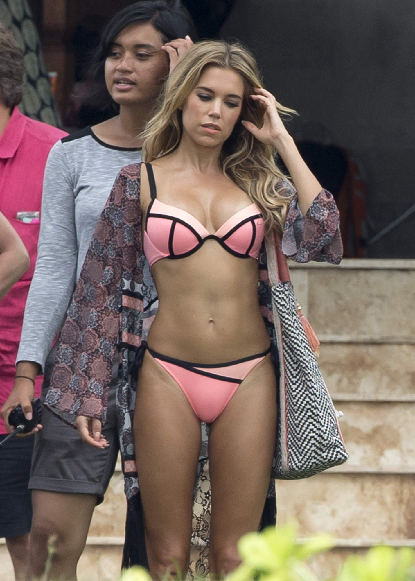 Sylvie Meis 2016 : Sylvie Meis in Bikini -01