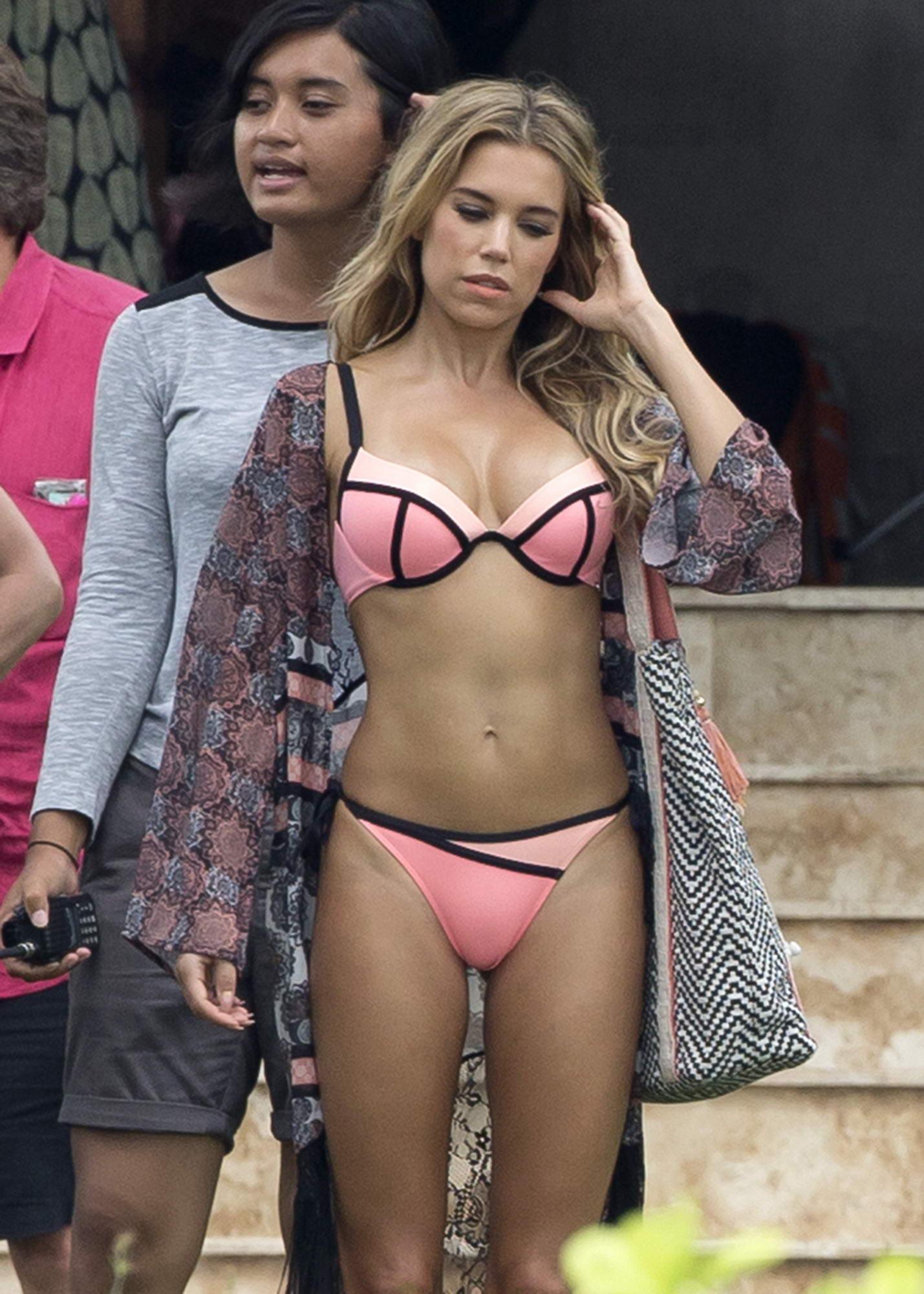 Sylvie Meis 2016 : Sylvie Meis in Bikini -05
