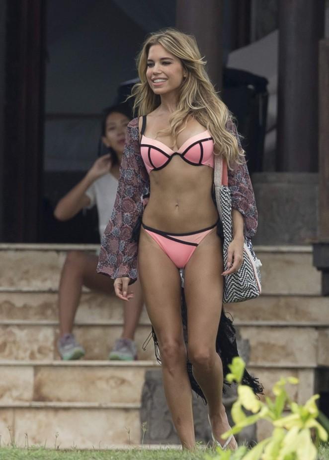 Sylvie Meis in Bikini -13