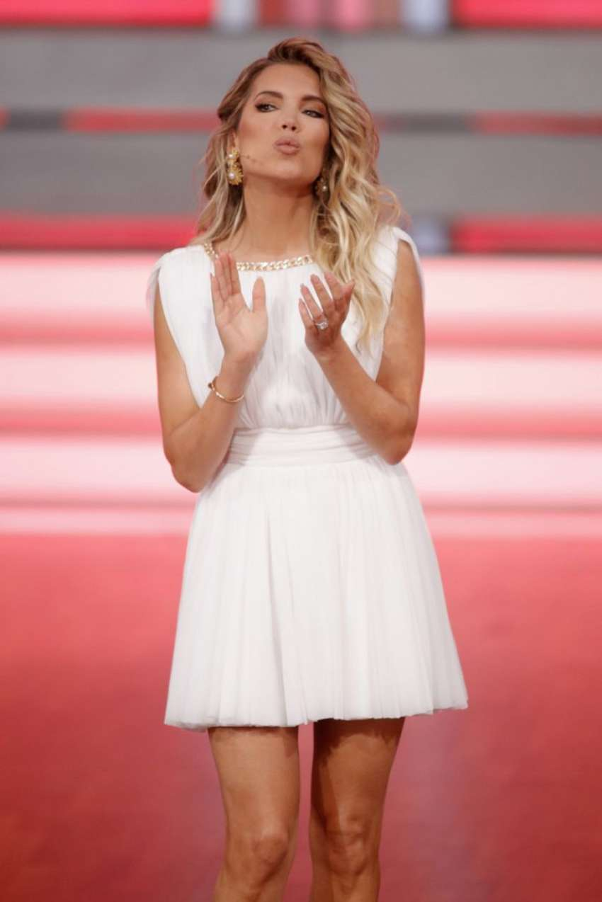 Sylvie Meis - 'Let's Dance' 7th Show in Cologne