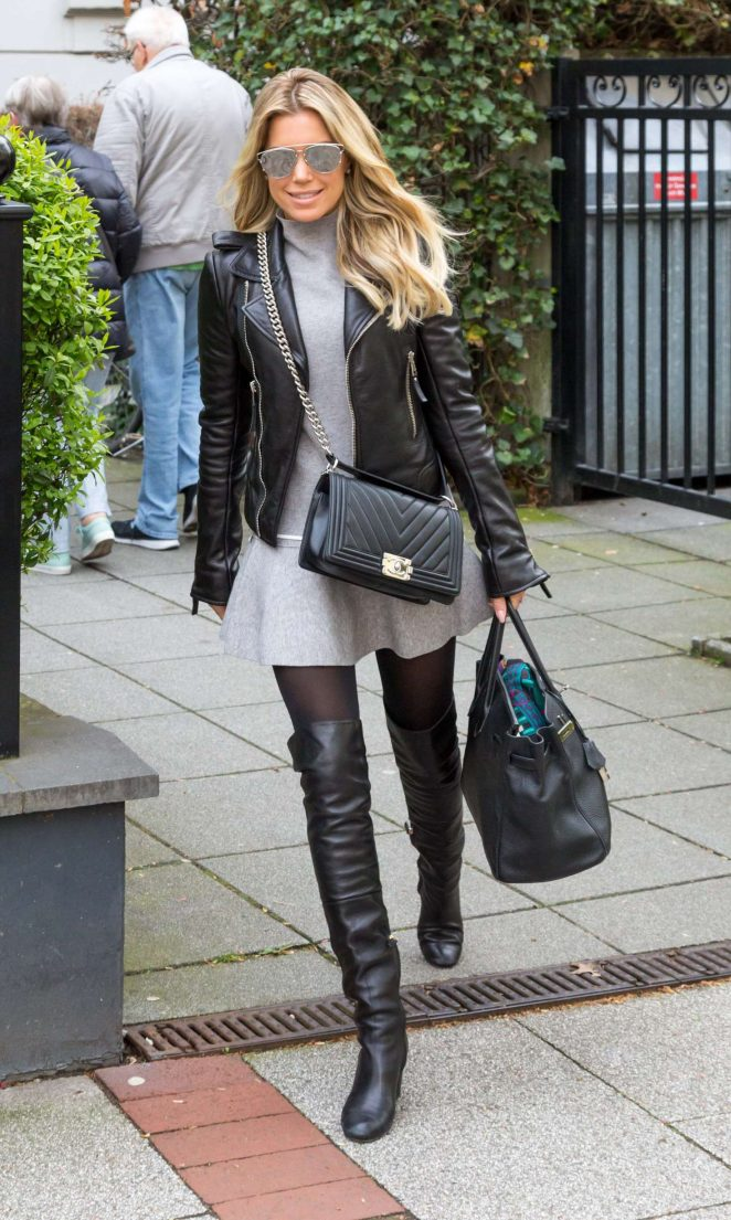 Sylvie Meis out in Cologne -03
