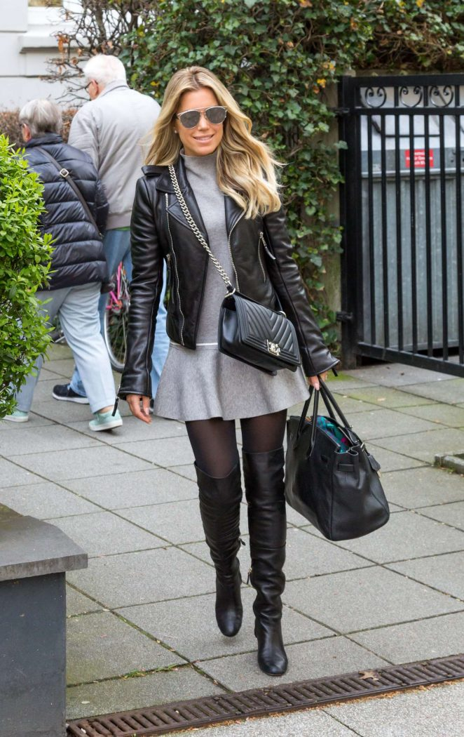 Sylvie Meis out in Cologne -15