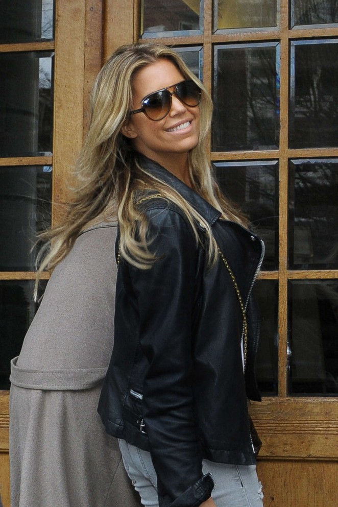 Sylvie Meis out in Hamburg -02
