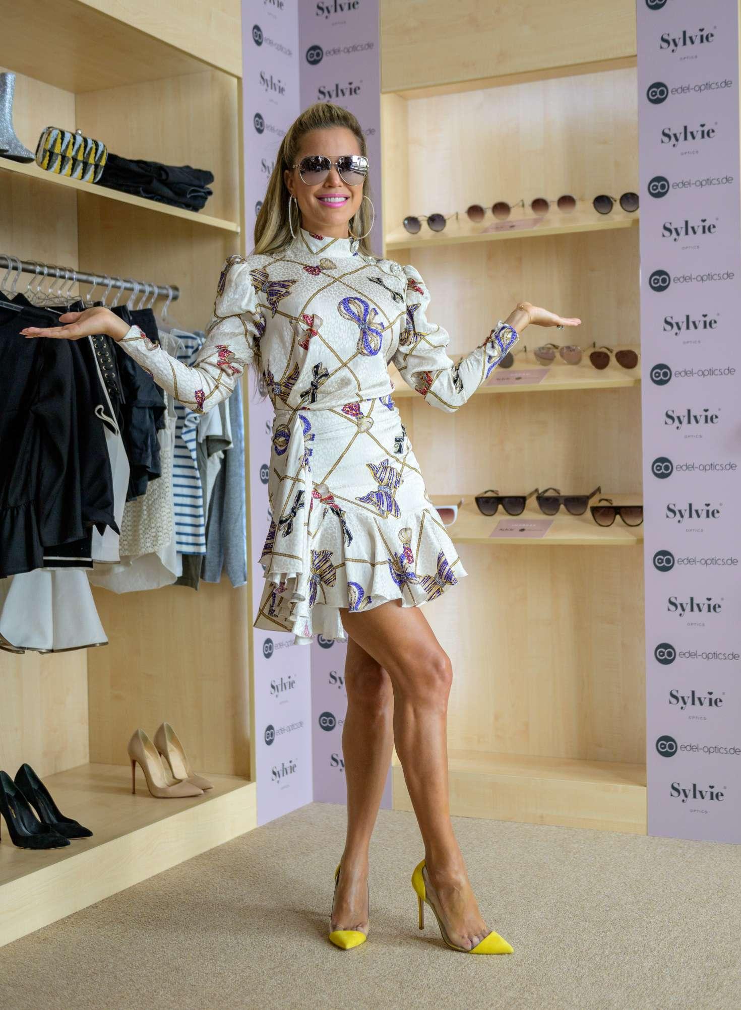 Sylvie Meis 2019 : Sylvie Meis: Presents her edel optics eyewear collection -06