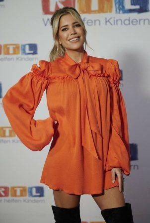 Sylvie Meis - Red carpet at 2020 RTL Telethon in Huerth