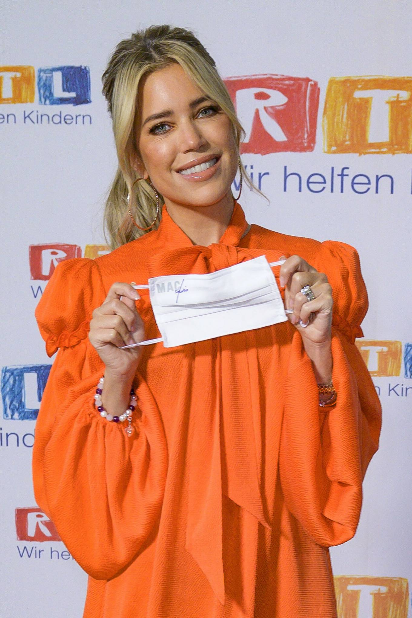 Sylvie Meis 2020 : Sylvie Meis – Red carpet at 2020 RTL Telethon in Huerth-08