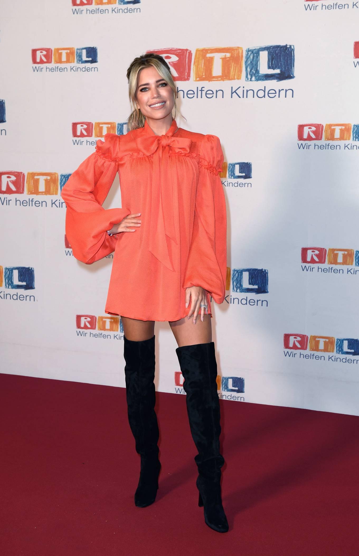 Sylvie Meis 2020 : Sylvie Meis – Red carpet at 2020 RTL Telethon in Huerth-10