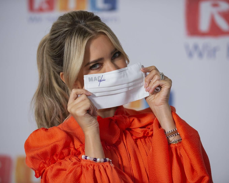 Sylvie Meis 2020 : Sylvie Meis – Red carpet at 2020 RTL Telethon in Huerth-12