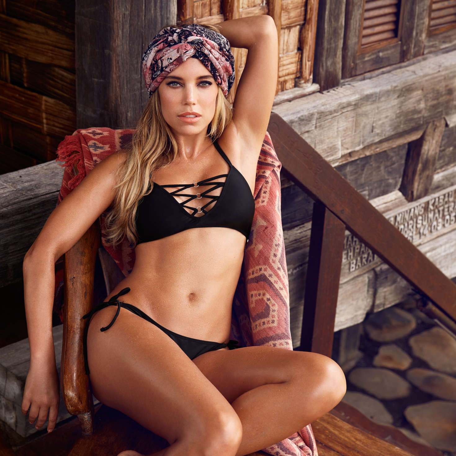 Sylvie Meis - Swim Final Collection 2016 by Hunkemoller