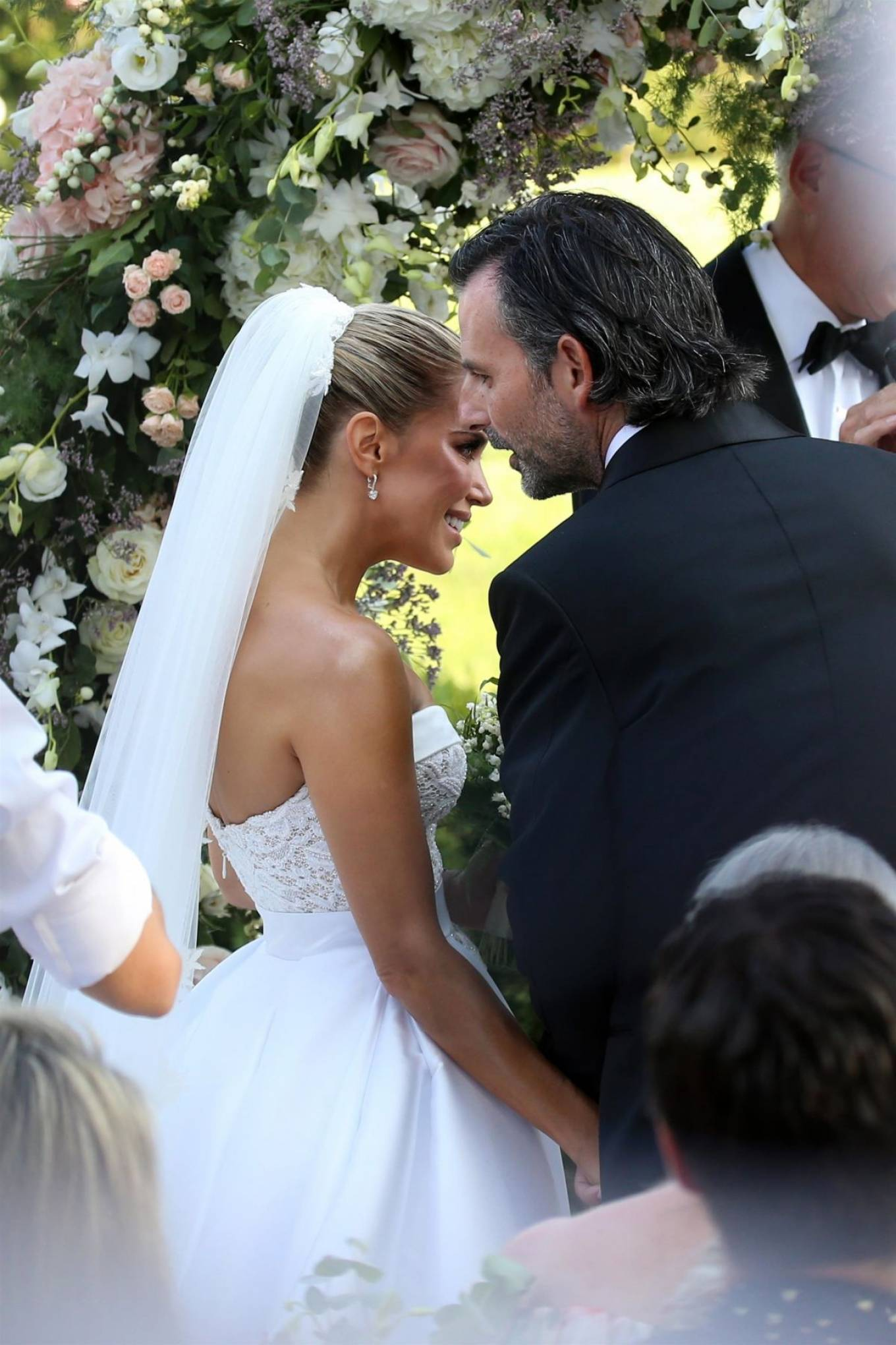 Sylvie Meis 2020 : Sylvie Meis – Wedding Ceremony in Florence-01