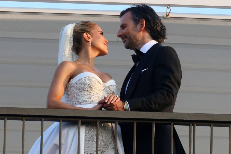 Sylvie Meis 2020 : Sylvie Meis – Wedding Ceremony in Florence-04