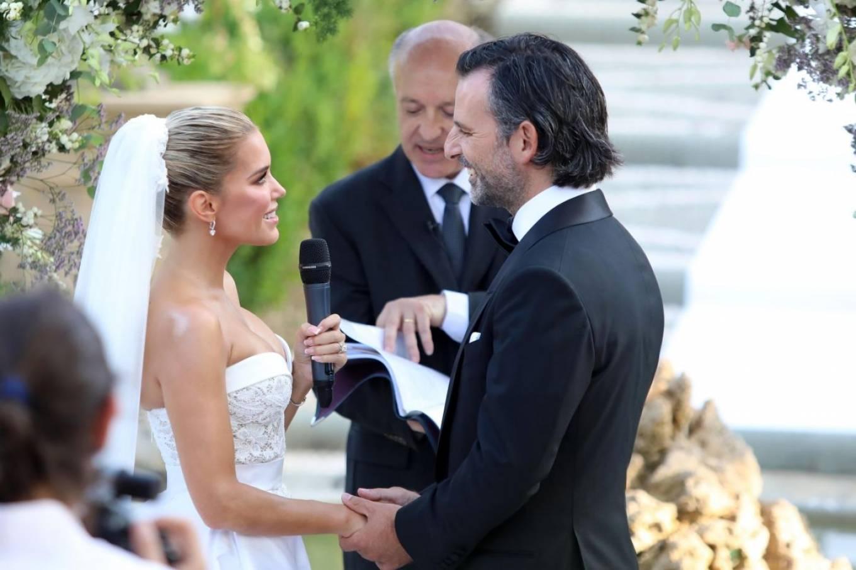 Sylvie Meis 2020 : Sylvie Meis – Wedding Ceremony in Florence-06