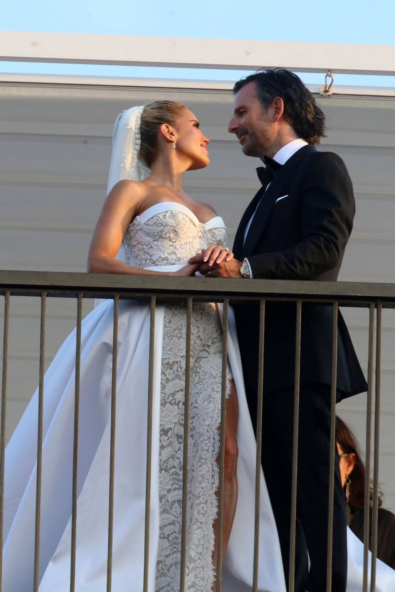 Sylvie Meis 2020 : Sylvie Meis – Wedding Ceremony in Florence-08