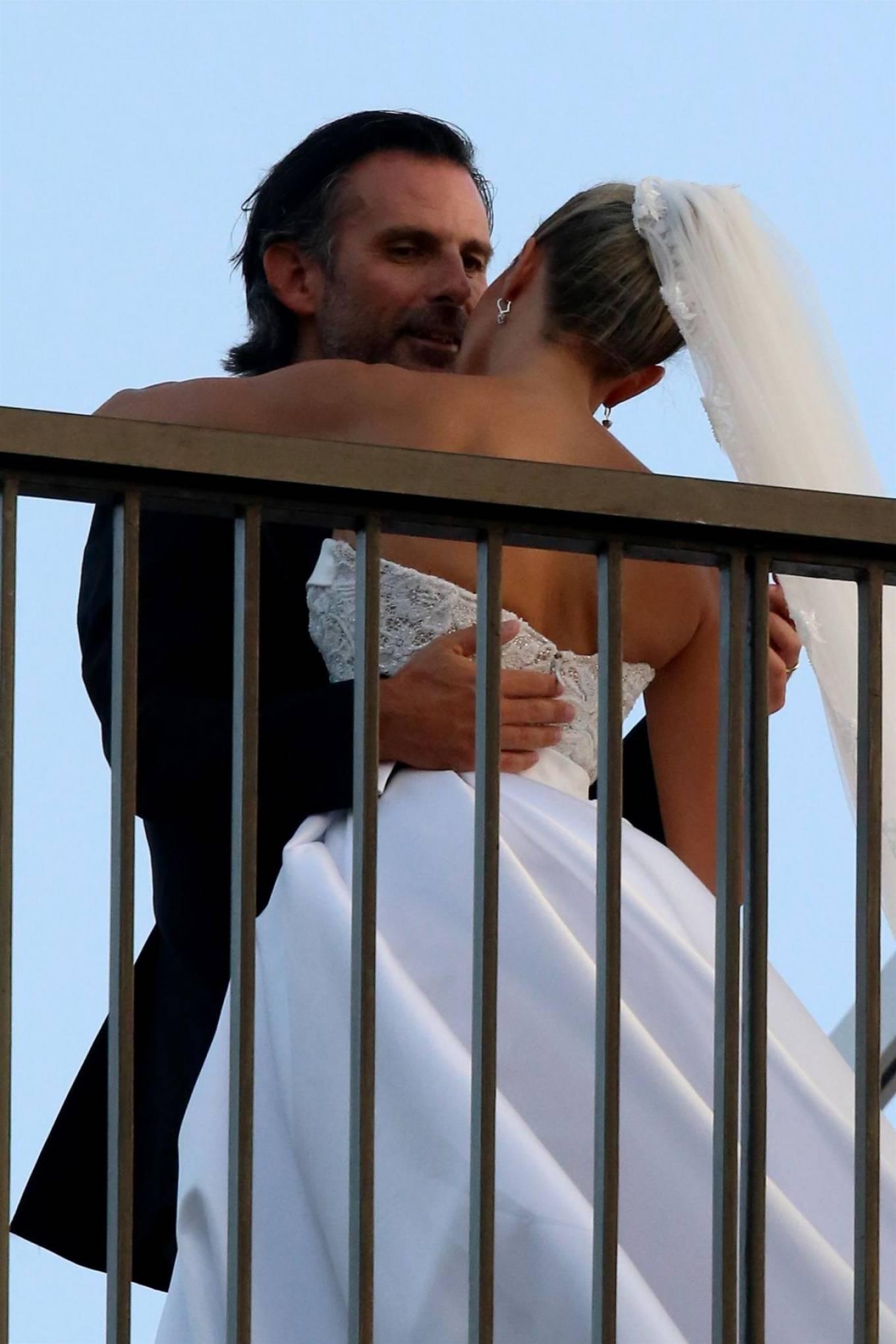 Sylvie Meis 2020 : Sylvie Meis – Wedding Ceremony in Florence-09