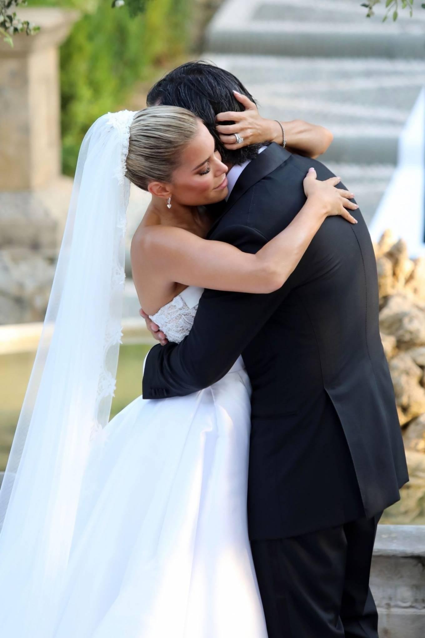 Sylvie Meis 2020 : Sylvie Meis – Wedding Ceremony in Florence-10