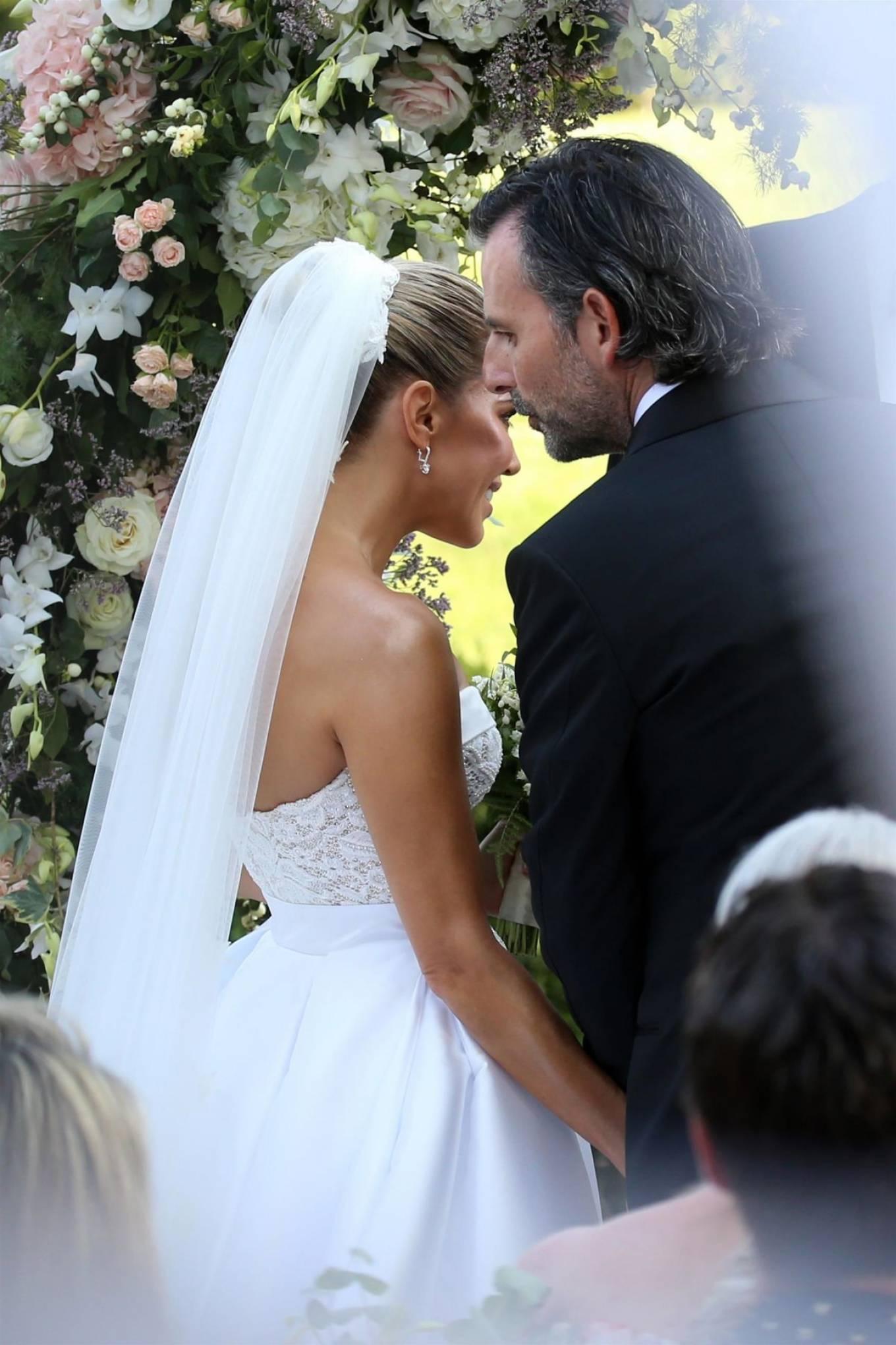 Sylvie Meis 2020 : Sylvie Meis – Wedding Ceremony in Florence-12