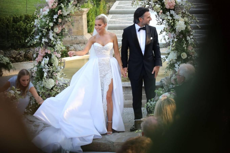 Sylvie Meis 2020 : Sylvie Meis – Wedding Ceremony in Florence-13