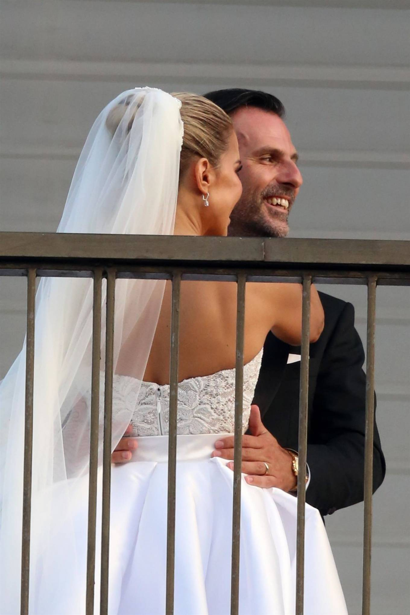 Sylvie Meis 2020 : Sylvie Meis – Wedding Ceremony in Florence-14