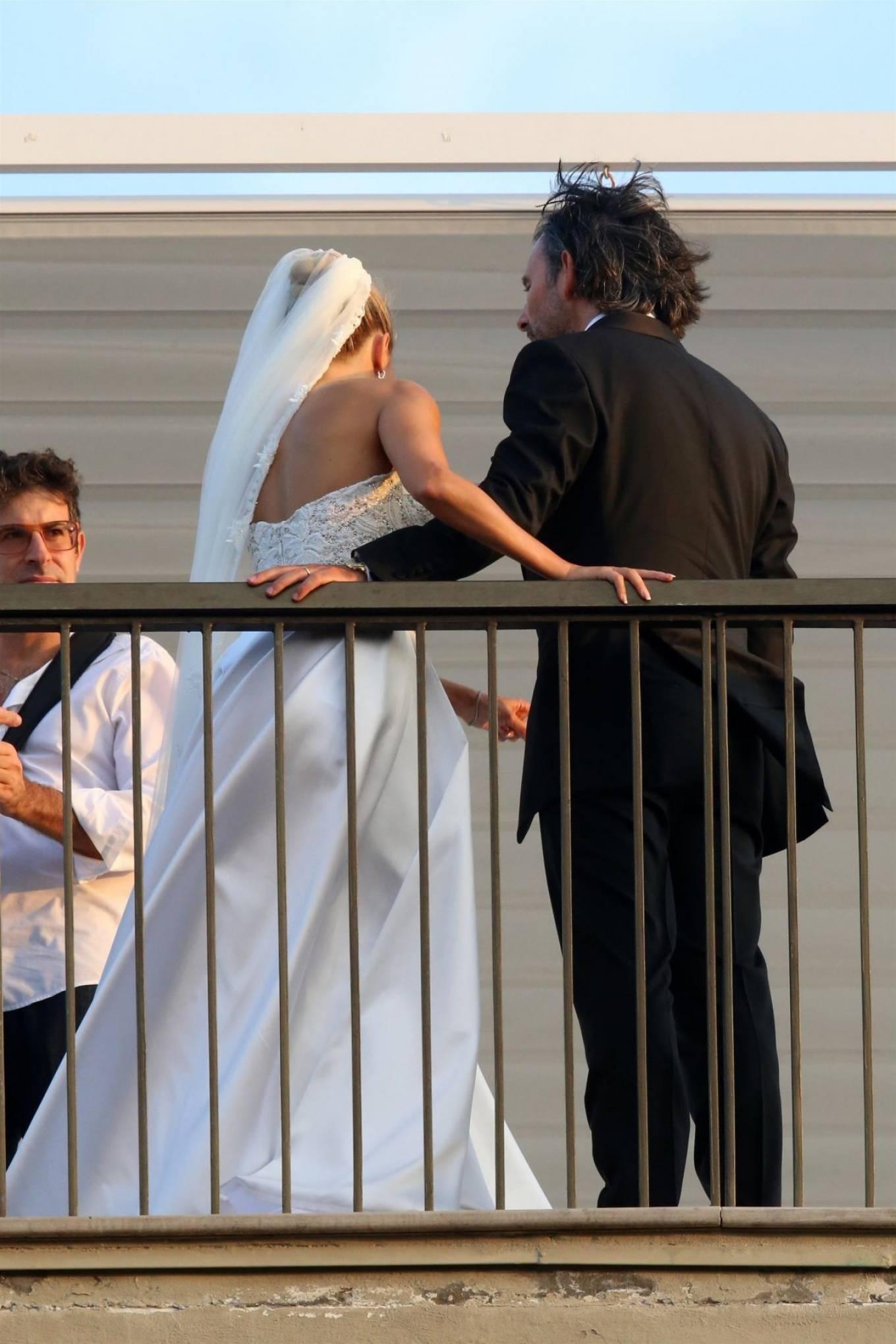 Sylvie Meis 2020 : Sylvie Meis – Wedding Ceremony in Florence-15