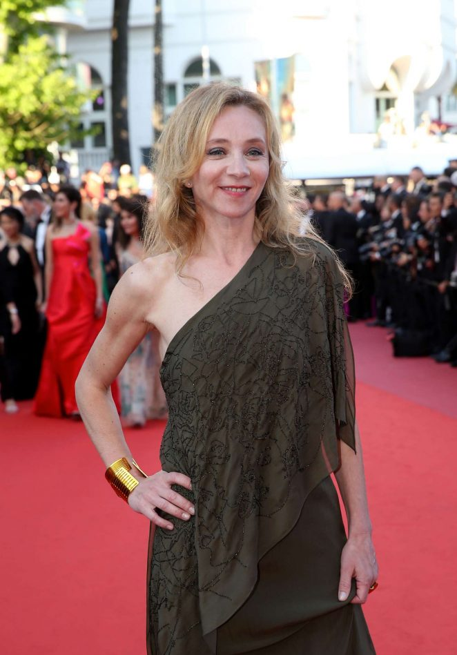 Sylvie Testud – 'Ash Is The Purest White' Premiere at 2018 Cannes Film Festival