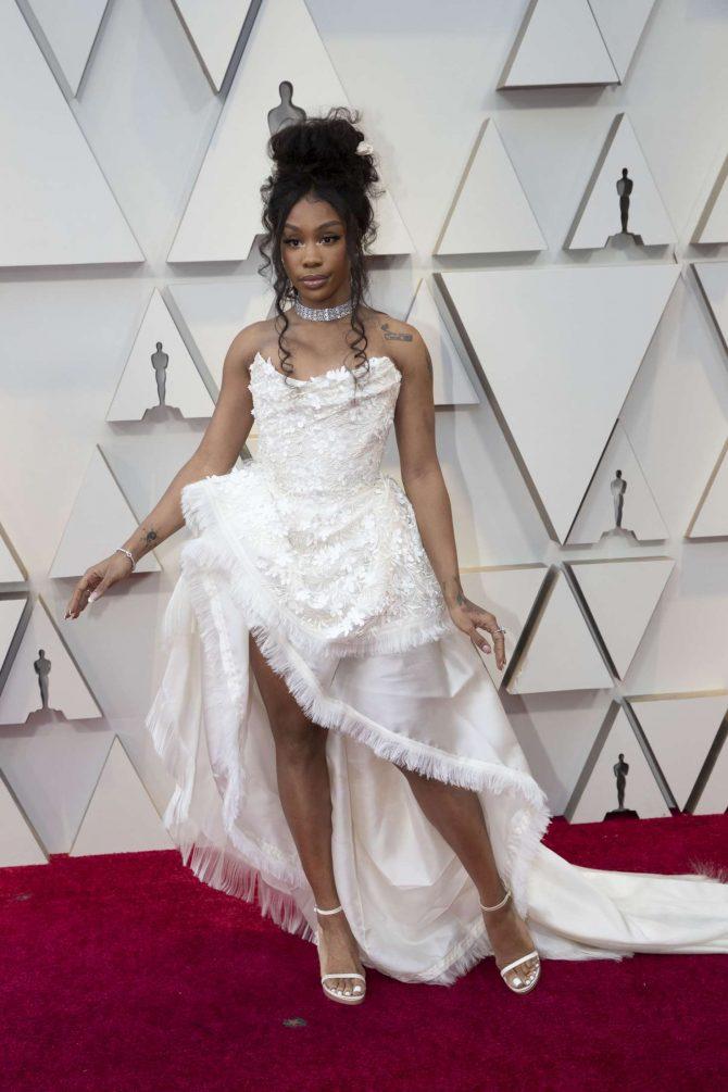 SZA - 2019 Oscars in Los Angeles