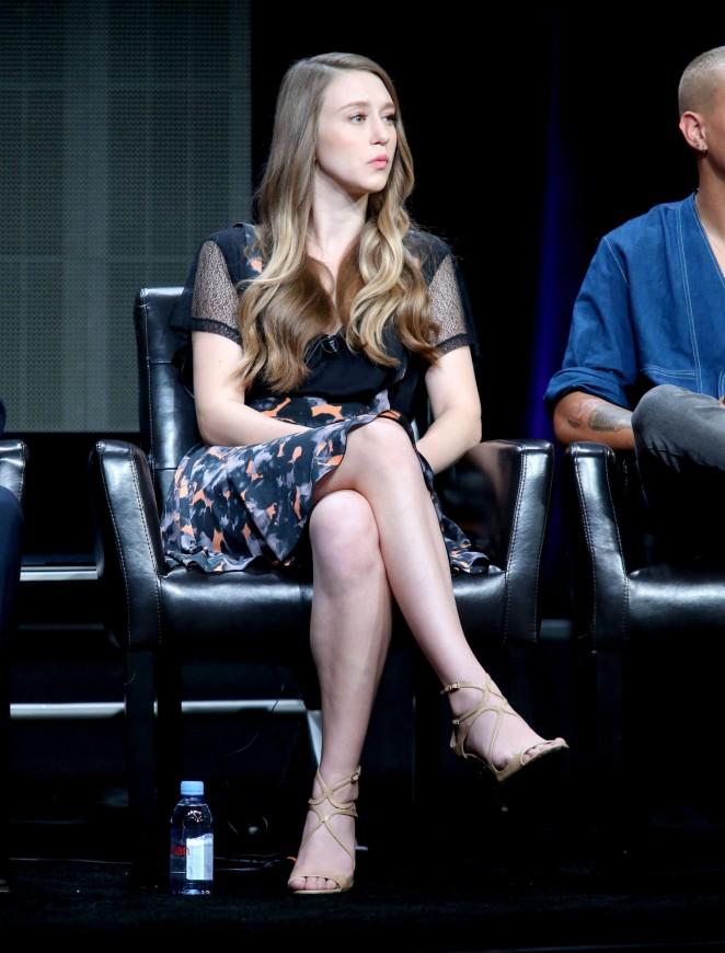Taissa Farmiga – 'Wicked City' Panel 2015 Summer TCA Tour in Beverly Hills