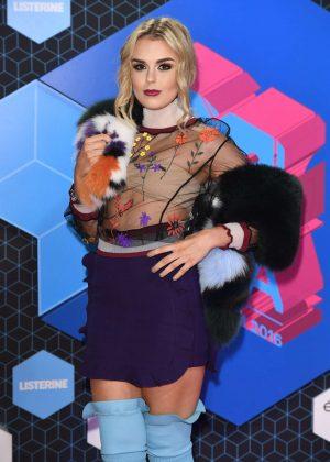 Tallia Storm - 2016 MTV Europe Music Awards in Rotterdam