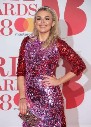 Tallia Storm - 2018 Brit Awards in London