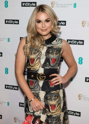 Tallia Storm - 2018 InStyle EE Bafta Rising Star Party in London