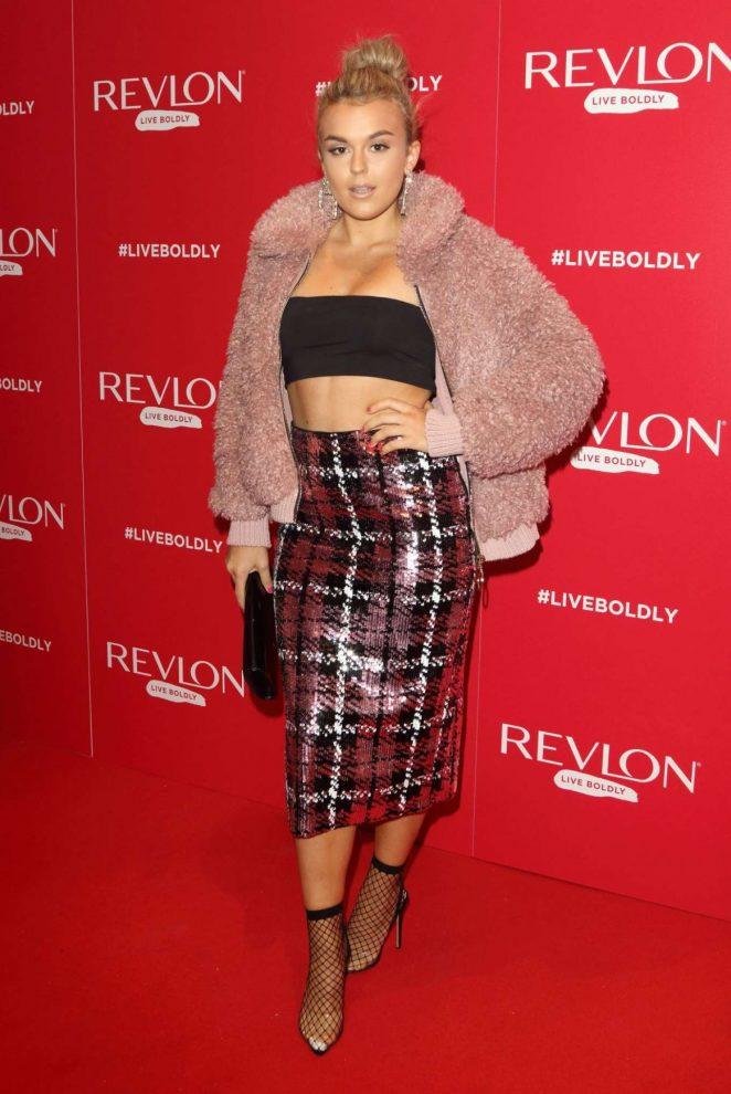 Tallia Storm - Adwoa Aboah x Revlon Boldly Party in London