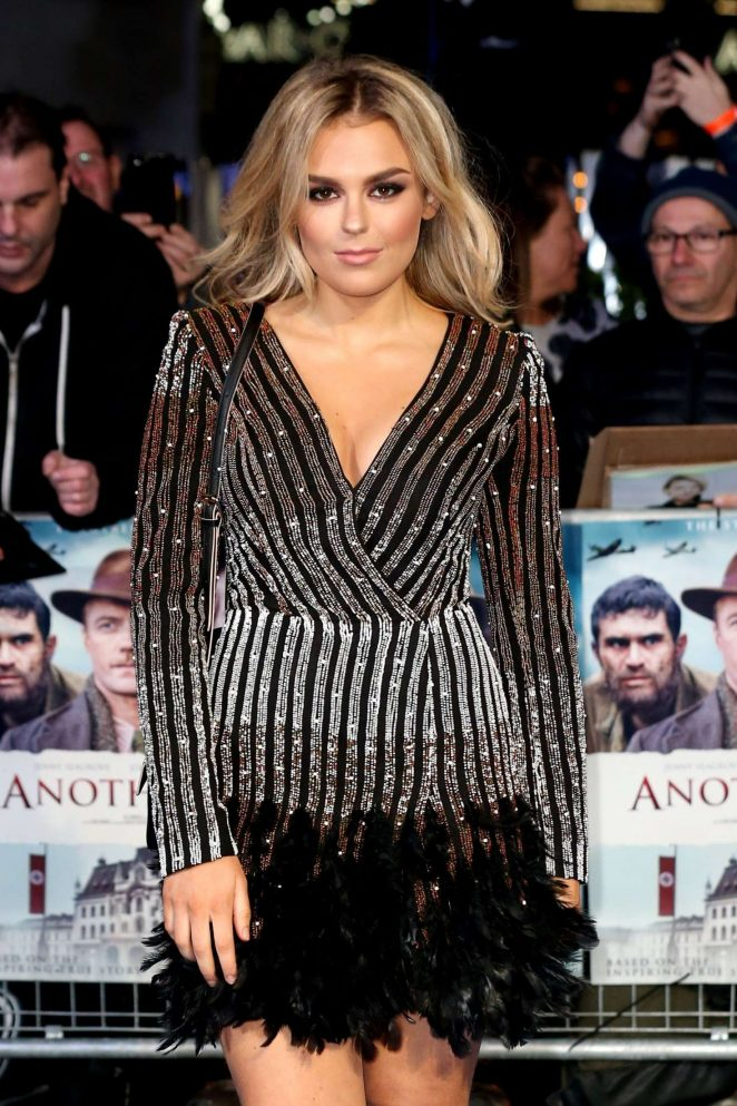 Tallia Storm - 'Another Mother's Son' Premiere in London