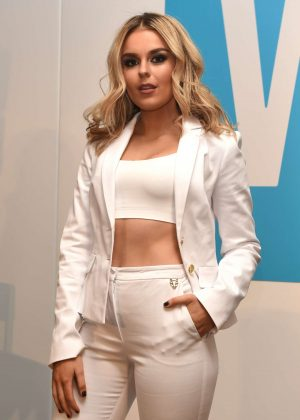 Tallia Storm at The WE Day UK Celebration Dinner in London