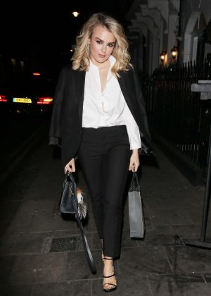Tallia Storm - Attend Vas J Morgans Birthday Party in London