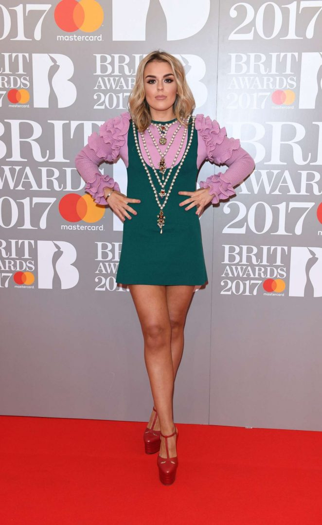 Tallia Storm - BRIT Awards 2017 in London