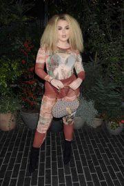 Tallia Storm - Fenty Beauty Launch Party in London