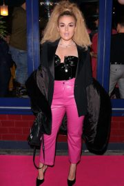 Tallia Storm - Gemma Collins Diva Pink Perfume Launch in London