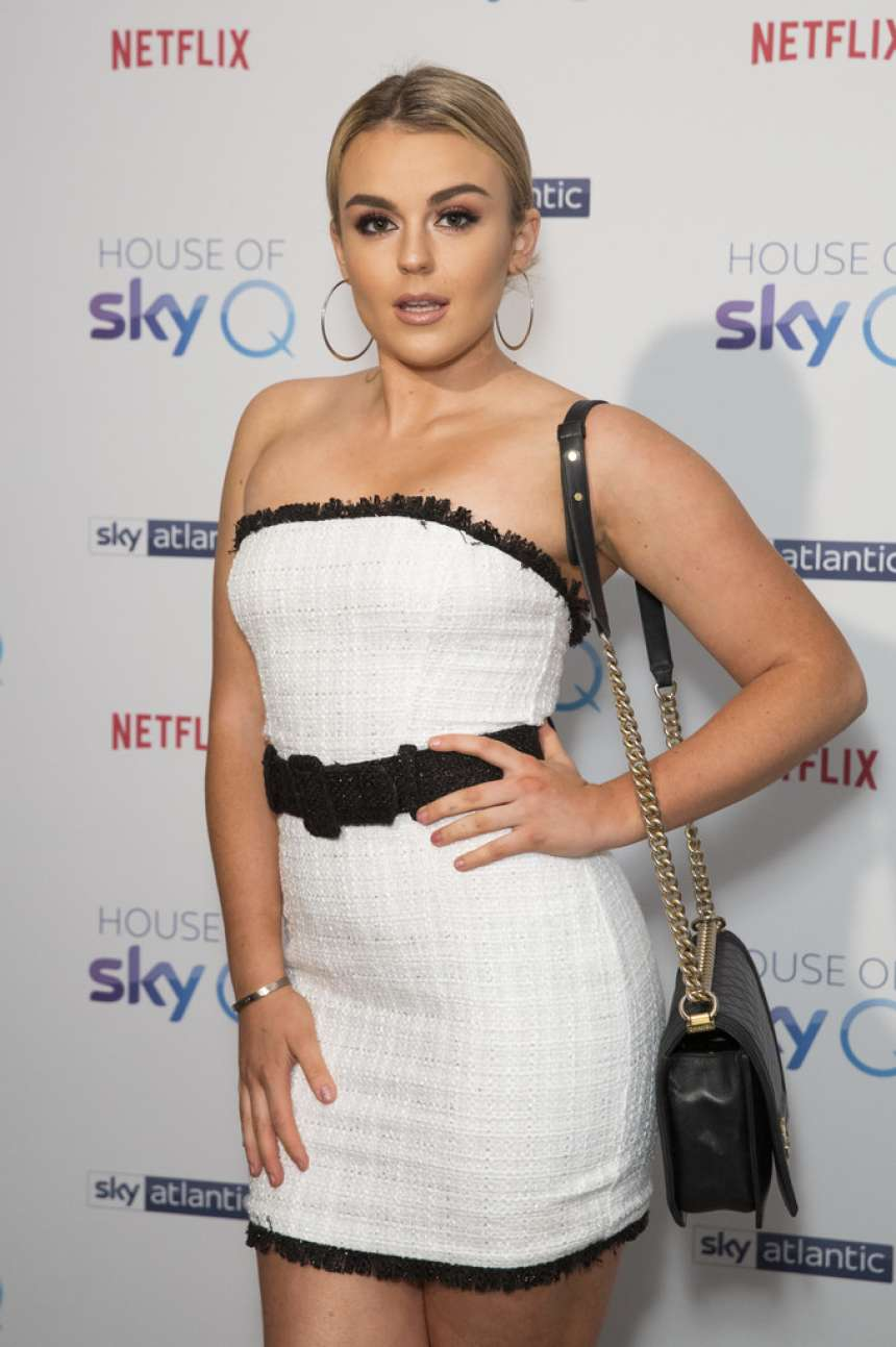 Tallia Storm – 'House Of Sky Q' Launch in London