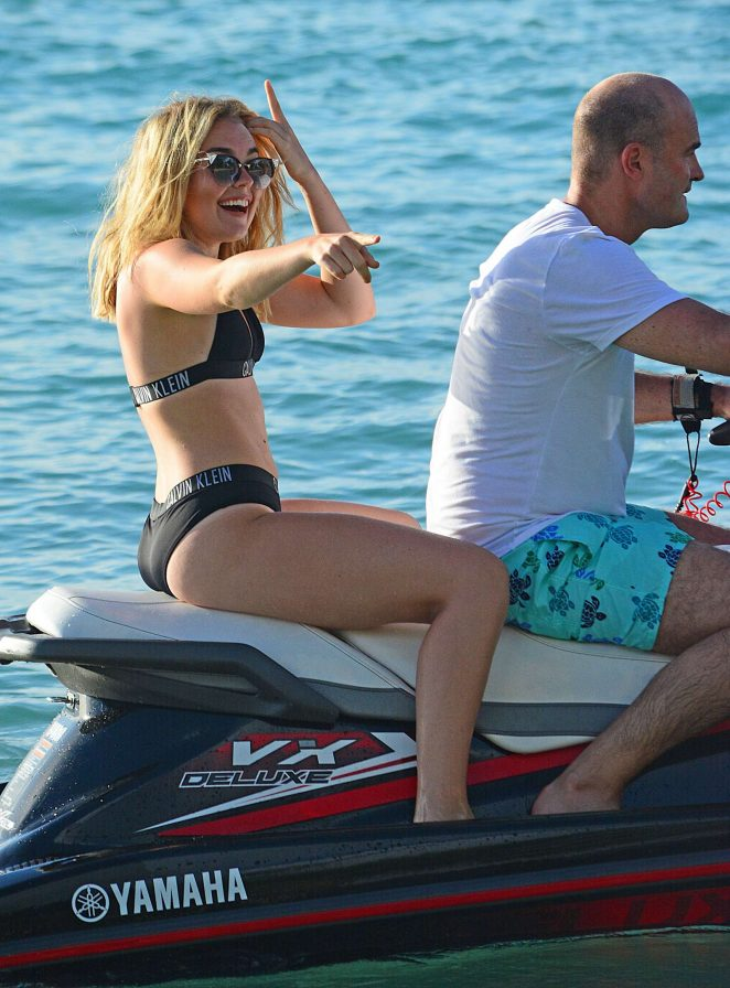 Tallia Storm in several bikinis 2017 -15