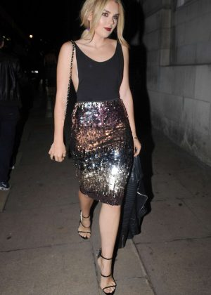 Tallia Storm - Love Magazine Party at Lou Lou's in London