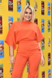 Tallia Storm - M&M's Get Stuck In Launch Event in London