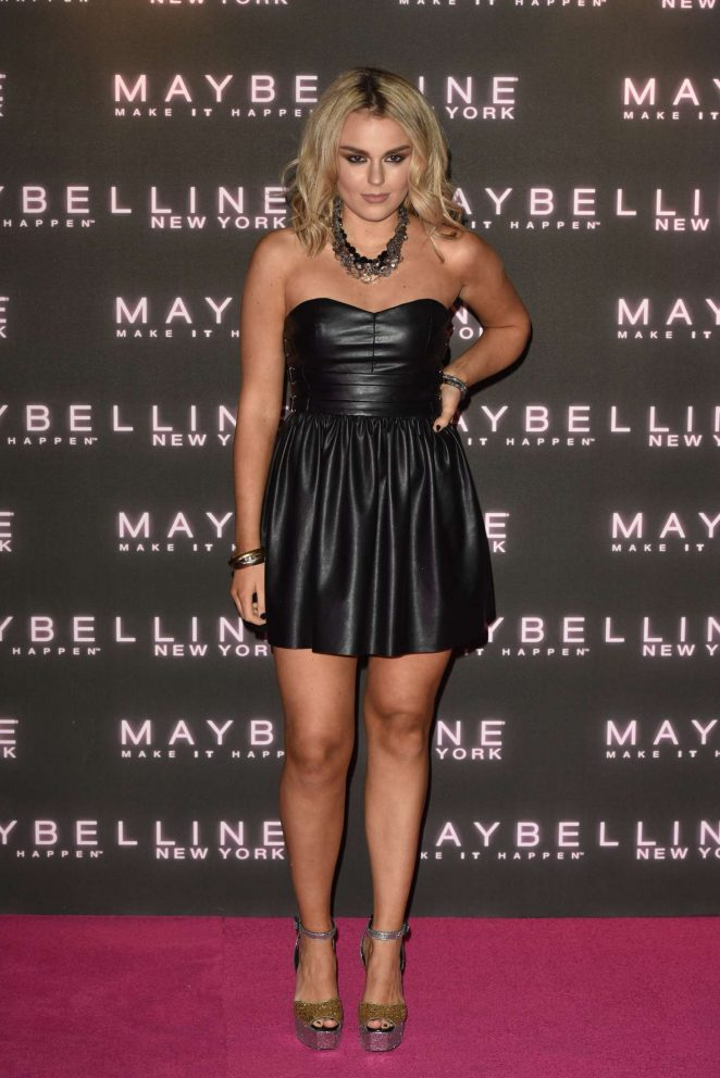 Tallia Storm - Maybelline Bring on the Night Party 2017 in London