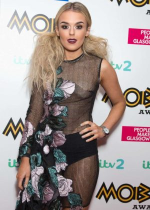 Tallia Storm - Mobo Awards 2016 in Glasgow