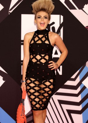 Tallia Storm - 2015 MTV European Music Awards in Milan