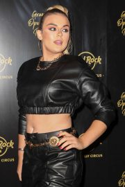Tallia Storm - Official Opening of the Hard Rock Cafe Piccadilly in London