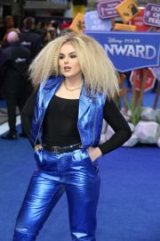 Tallia Storm - Pictured at UK premiere of Onward in London