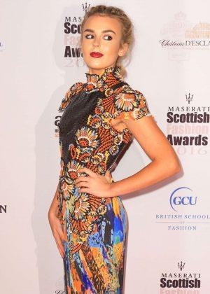 Tallia Storm - Scottish Fashion Awards 2016 in London