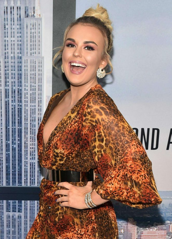 Tallia Storm - 'Second Act' Premiere in NYC
