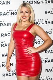 Tallia Storm - 'The Art of Racing in the Rain' Screening in London