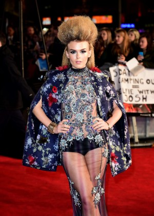 Tallia Storm - 'The Hunger Games: Mockingjay' Part 2 Premiere in London